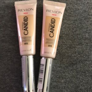New - 2 Revlon PhotoReady Candid Concealer